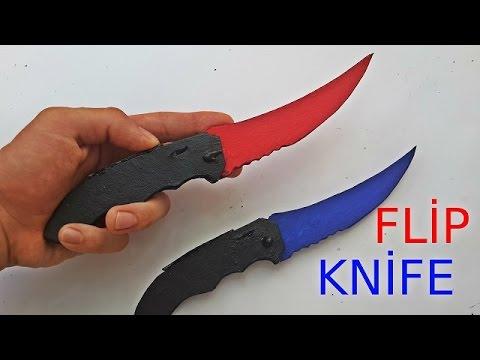 Flip Knife Doppler Yapımı-(CS GO)