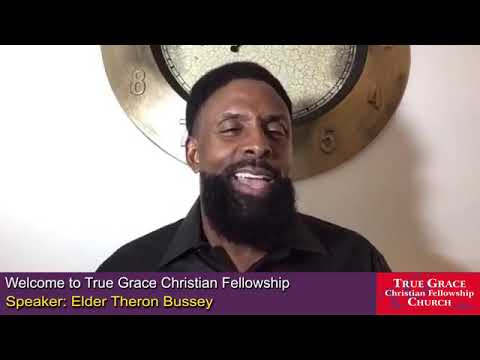 11-01-2020 - Weathering The Storm by Elder Theron Bussey