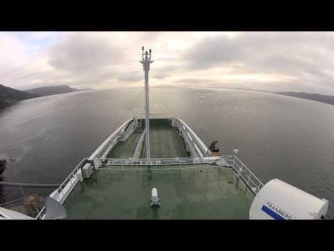 Korsfjord - trondheimsfjorden
