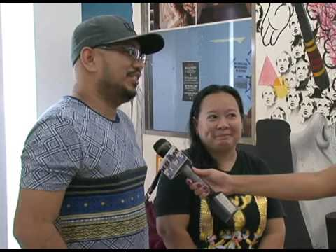 Guam shoppers rush to the stores for Black Friday