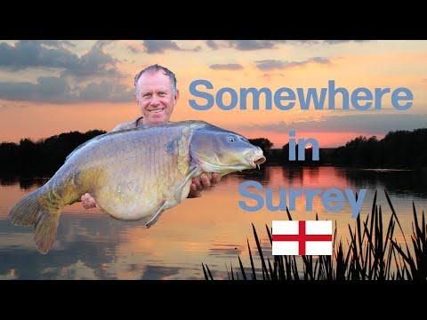 Carp Fishing - Somewhere In Surrey