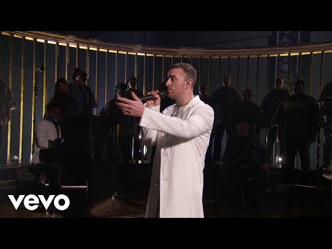 Sam Smith - Pray (LIVE From The 60th GRAMMYs®)