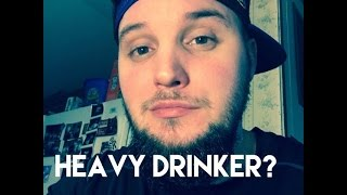 What Defines a Heavy Drinker?