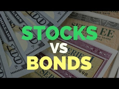 SHOULD I INVEST IN BONDS? Stocks vs Bonds. The Correct Age and Time to Buy Bonds