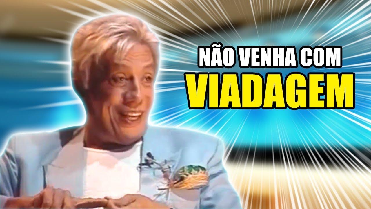 OS MOMENTOS MAIS ABSURDOS DE CLODOVIL NA TV!