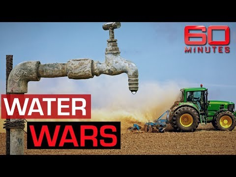 Scandal Wasting Millions Of Litres Of Water During Australia's Worst Drought | 60 Minutes Australia