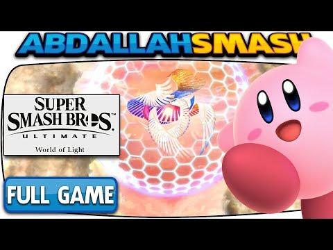 World Of Light Full Game 100 Walkthrough Part 2 Super Smash Bros