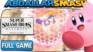 WORLD OF LIGHT Full Game 100% Walkthrough Part 2 | Super Smash Bros Ultimate