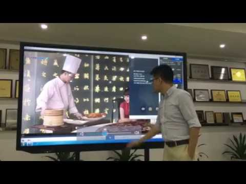 Interactive Flat Panel Display (IFPD)  - KTC 86E91