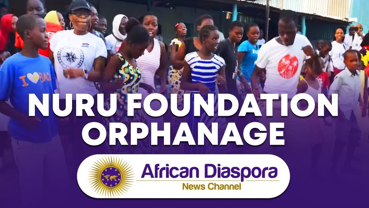 Pastor Jeremiah Speaks On Nuru Foundation Orphanage & Challenges Faced Without Government Help