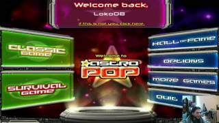 One Game A Day #22 Astro Pop