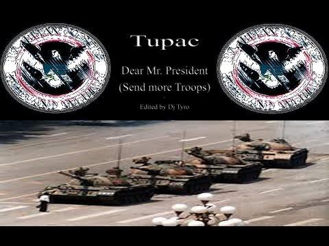 Tupac - Dear Mr. President (Tyro Remix 2015)