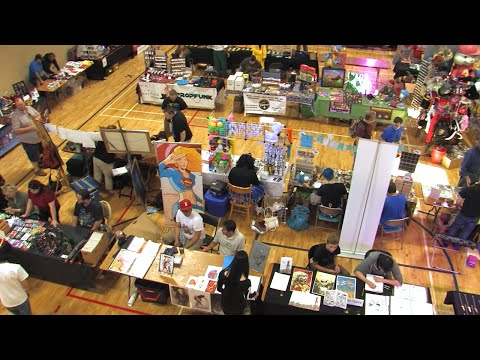 Post event summary of Fort Collins ComicCon 2015