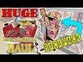 HUGE Backpack Back to School HAUL Scavenger Hunt!  Shopping fun at Target!