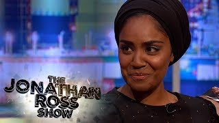 Nadiya Hussain Opens Up About Her Mental Health Struggles   The Jonathan Ross Show