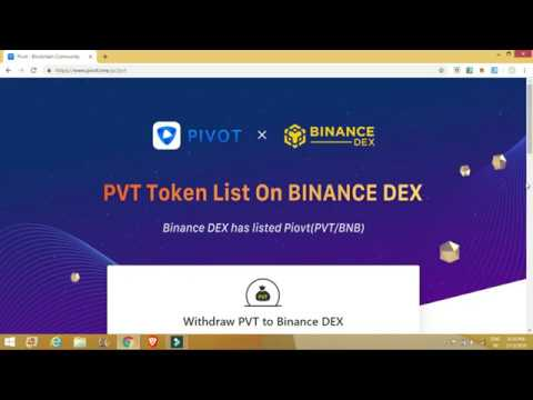 how to set up a binance wallet