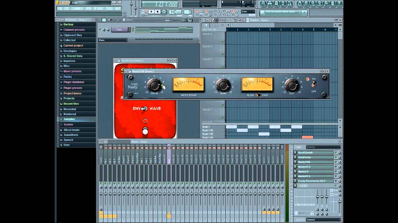fl studio free plugins dubstep