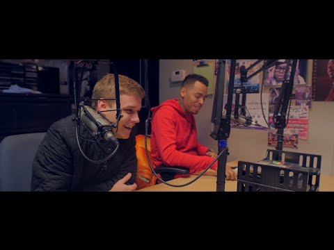 Cal Scruby Freestyles on The Wiz Cincinnati Radio