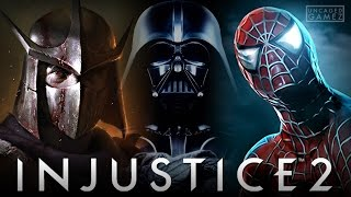 Injustice 2: ALL Guest Character Questions Answered! (Q&A3)