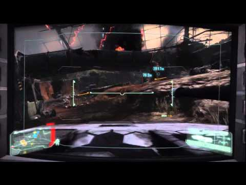 Crysis 3 - Redstar Rising: Armored Security Vehicle Action, Infiltrate CELL Command Center, Ceph PS3