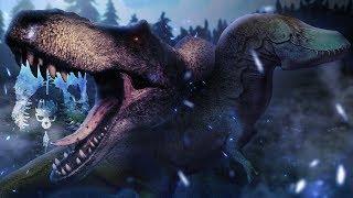 IT'S BEEN HERE ALL ALONG! - The Isle - Neuro Rex, New Rex Update Rivals Jurassic World Evolution!