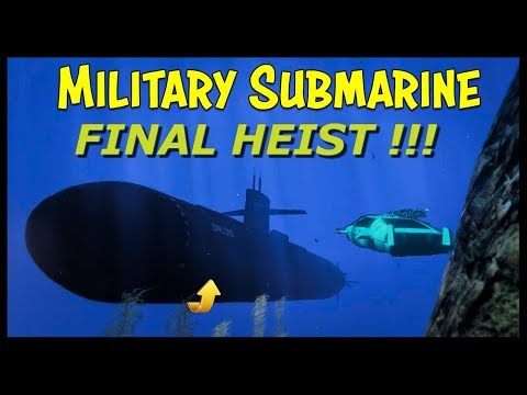 GTA 5 Doomsday Heist FINALE Mission Playthrough