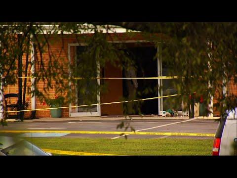 Witness: Church Gunman 'Was Just Shooting'