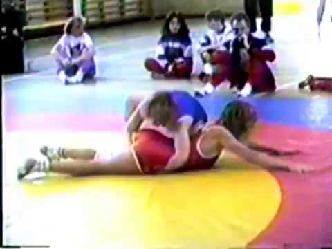 Female Freestyle Wrestling from Sweden
