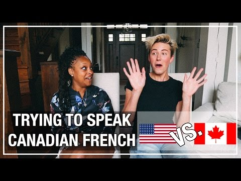 Incompetent American Tries To Speak Canadian French | Cameron Phillips