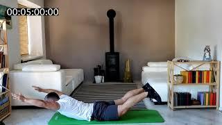 10 ти минутная утренняя тренировка дома без оборудования