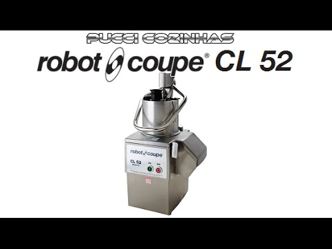 processador industrial robot coupe cl52 by pucci cozinhas youtube. Black Bedroom Furniture Sets. Home Design Ideas