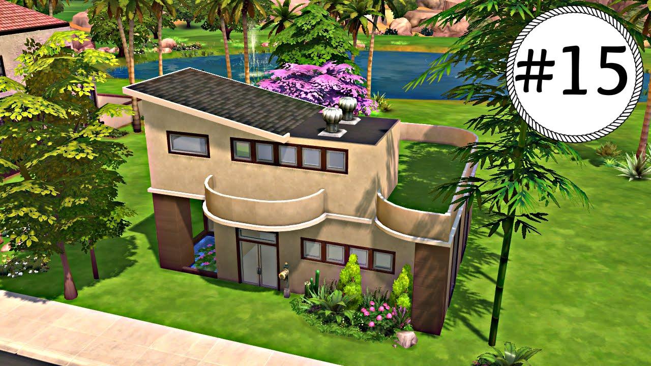 Construcci n y decoraci n exterior casa de soltero for Decoracion exterior de casas