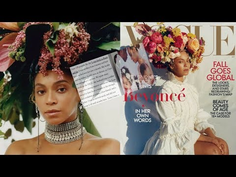 BEYONCE TELLS ALL! Family SECRETS, the TWINS, and Claps back at PREGNANCY RUMORS saying Issa FUPA!