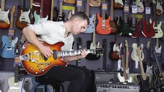 Eastman Guitars T64/V-GB with Rowan Pattison - Music Junction