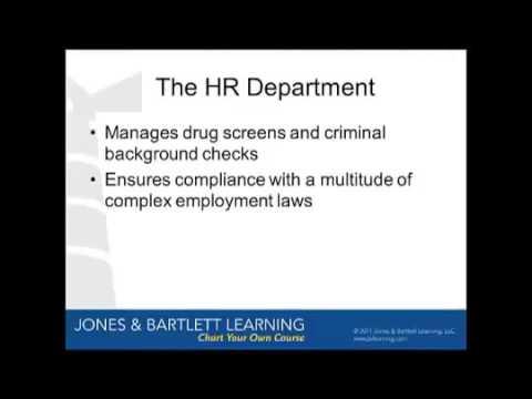 Fall 2015 Week 11 Lecture 1 - HR, Risk Management, Legal, Compliance, Diversity
