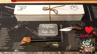 Pathfinder Knife Shop Bushcraft Knife Kit