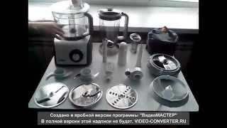 Кухонный комбайн bosch mcm 64051 видео обзор