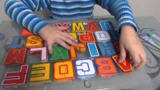 Букви-трансформери