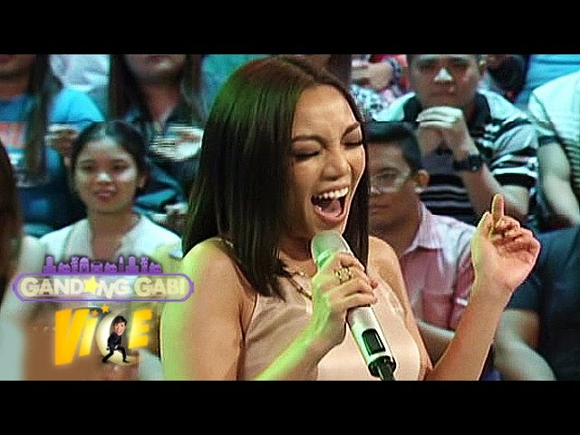 "GGV: Jona sings ""Emotions"""