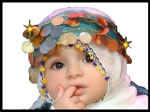 Nama Bayi Perempuan Islam Artinya Youtube Foto Arab Lucu Cantik