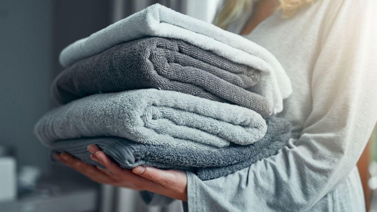 Eliminar olor a humedad en toallas y paredes del baño - VOLVONE LAVADORAS