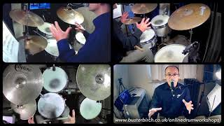The secret of how to swing on the Jazz Ride Cymbal