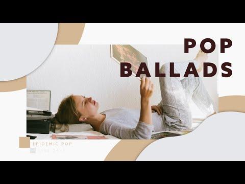 Pop Ballads Stream 🎶🔴 24/7 Pop Ballads Live Radio 🎶