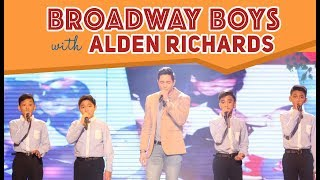 Broadway Boys with Alden Richards | May 12, 2018