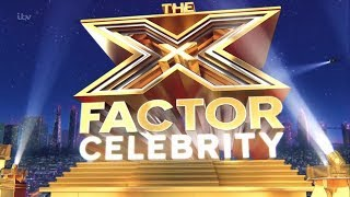 The X Factor Celebrity UK 2019 Live Shows