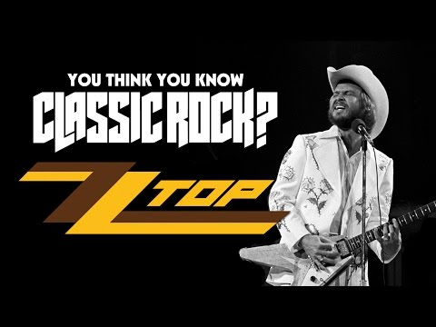 ZZ Top - You Think You Know Classic Rock?