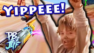 YIPPEEE! - Star Wars Episode 1 Racer
