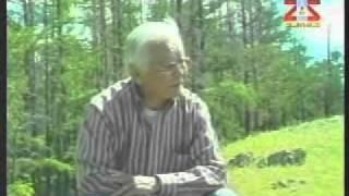 Ардын уран зохиолч Пунцагийн Бадарчийн яриа