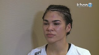Ostovich on TUF Finale loss: 'Not feeling good about that'