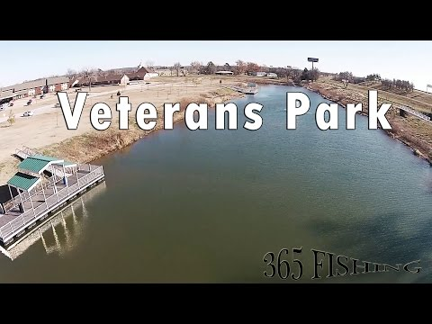Veterans Park - Jenks Oklahoma